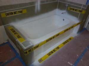 Bathtub reglazing Encino