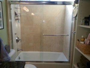 Shower Door Installation Lake View Terrace